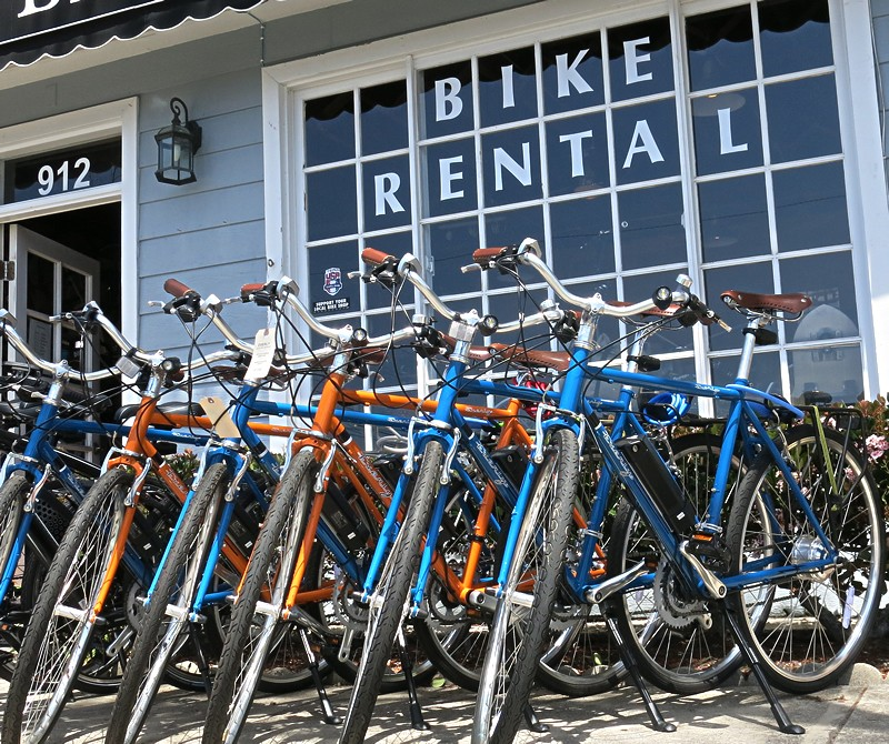 bike rent laguna beach