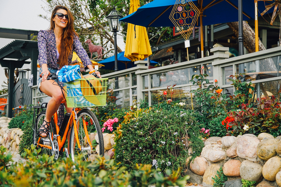 laguna beach rental bike