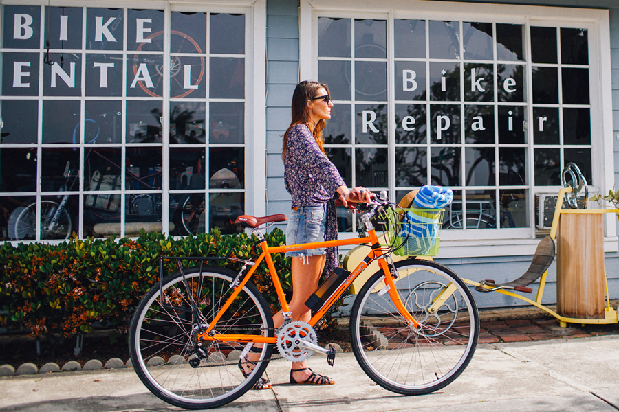 laguna bike rent